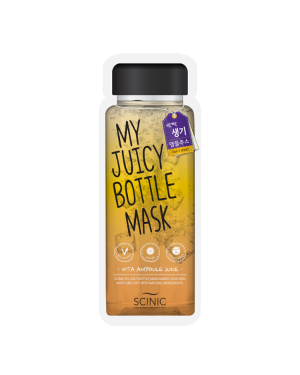 SCINIC - My Juicy Bottle Mask - Vita - 1pc