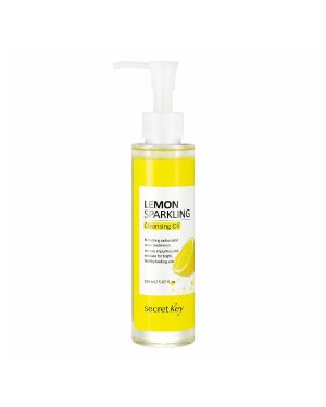 SecretKey - Lemon Sparkling Cleansing Oil - 150ml