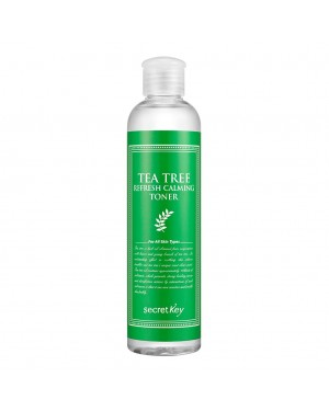 Secret Key - Tea Tree Tonique apaisant Refresh