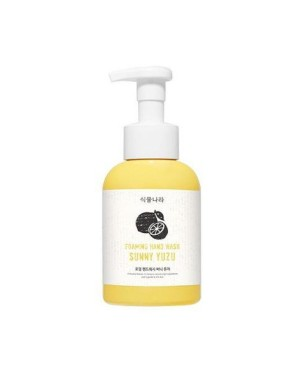 Shingmulnara - Foaming Hand Wash Sunny Yuzu - 500ml