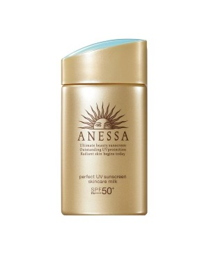 Shiseido - Anessa Perfect UV Sunscreen Skincare Milk SPF 50+ PA++++