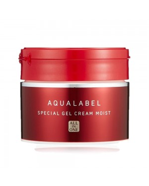 Shiseido - Aqua Label - Special Gel Cream A Moist - 90g