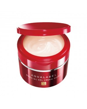 Shiseido - Aqualabel Special Gel Cream Moist All In One