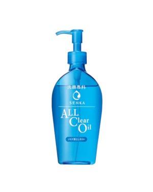 Shiseido - Senka Tout l'huile claire - 230ml