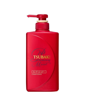 Shiseido - Tsubaki Premium Moist Conditionneur - 490ml
