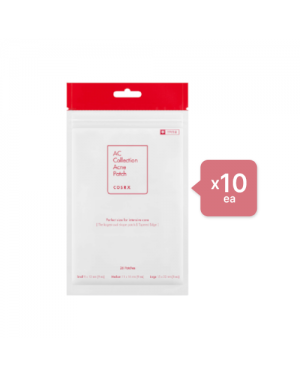 COSRX AC Collection Acne Patch Pack (10ea) Set - Jade green