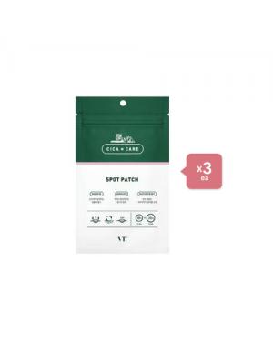 VT - Cica Care Spot Patch - 1pack(48patches) (3ea) Set