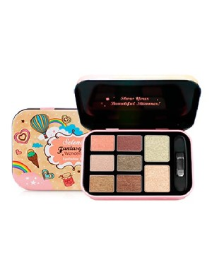 Solone - Fantasy Wonderland Eyeshadow Kit