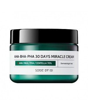 SOME BY MI - AHA, BHA, PHA 30 Days Miracle Cream
