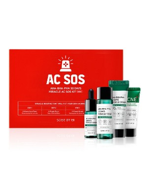 SOME BY MI - AHA. BHA. PHA 30 Days Miracle Acne SOS Kit