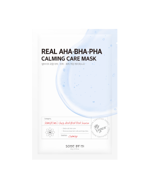 SOME BY MI - Real AHA-BHA-PHA Masque Soin Apaisant - 1pc