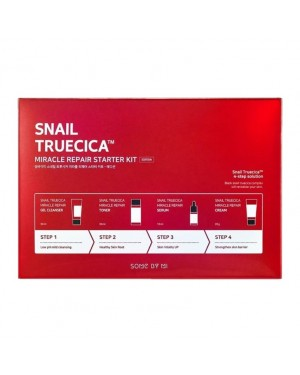 SOME BY MI - Snail Troussica Miracle Repair Starter Kit
