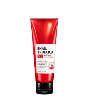 SOME BY MI - Snail Truecica Miracle Repair Slightly Acid Gel Cleanser - 100ml