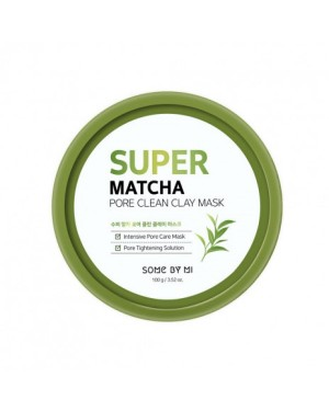 SOME BY MI - Masque à l'argile Super Matcha Pore Clean - 100g