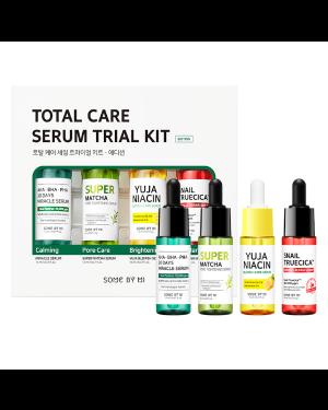SOME BY MI - Kit d'essai de sérum Total Care - 1set(4items)
