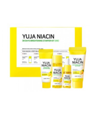 SOME BY MI - Yuja Niacin 30 Days Brightening Stater Kit - 1 set