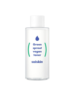 suiskin - Toner végétalien Green Sprout - 200ml
