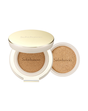 Sulwhasoo - Coussin Perfecteur avec Recharge (2021) SPF50+ PA+++ - 15g*2