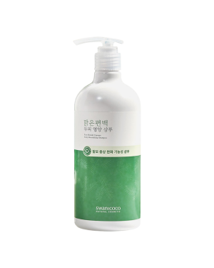 SWANICOCO - Shampooing nourrissant pour cuir chevelu Pure Hinoki Cypress - 500ml
