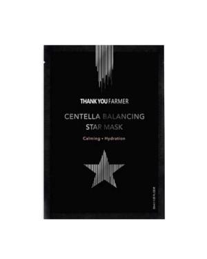 THANK YOU FARMER - Centella Balancing Star Mask