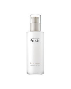 THE BEAUTIFUL factr. - Pure Syrup Essential One Fluid - 125ml