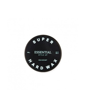 THE FACE SHOP - Essential Style Up Hair Wax Non, super dur - 100g