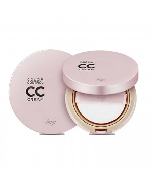 The Face Shop - FMGT Aura CC Color Control Cream - 20g (SPF30 PA+++)