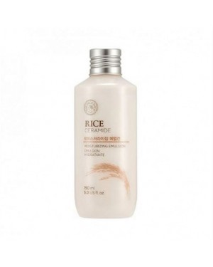 THE FACE SHOP - Emulsion Hydratante Riz & Céramide