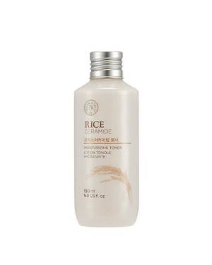 THE FACE SHOP - Tonique Hydratant Riz & Céramide