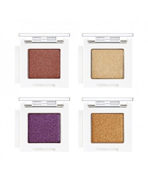 The Face Shop - Mono Cube Eye Shadow (Glitter)