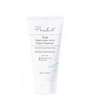 THE LAB by blanc doux - Oligo Hyaluronic Acid Foam Cleanser - 120ml