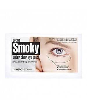 The Orchid Skin - Orchid Smoky under clear eye patch - 10pcs