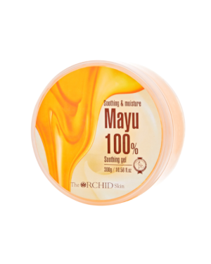 The ORCHID Skin - Soothing & Moisture Gel apaisant 100% Mayu - 300g