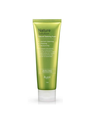 The Plant Base - Nature Solution Natural Cleansing Foam - 120ml