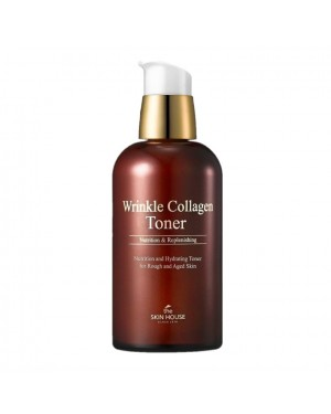 The Skin House - Wrinkle Collagen Toner - 130ml