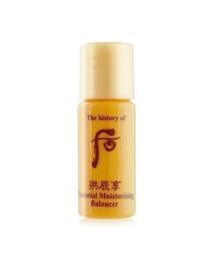 The History of Whoo - Gongjinhyang Essential Moisturizing Balancer - 5ml