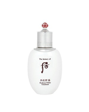 The History of Whoo - Gongjinhyang Seol Radiant White Émulsion - 110ml