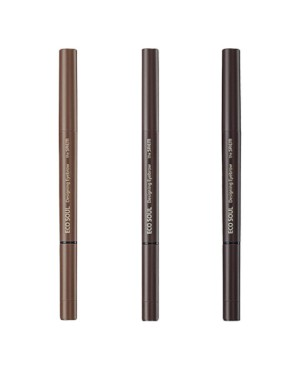 The Saem - Eco Soul Designing Eyebrow - 0.32g