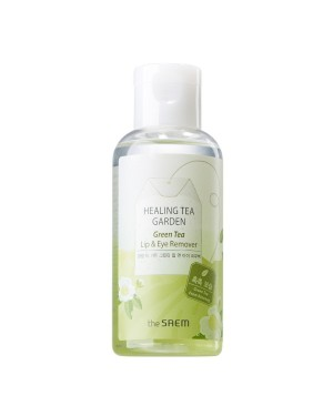TheSaem - Healing Tea Garden Green Tea Lip & Eye Remover - 150ml