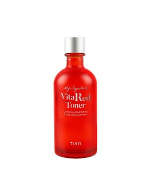 TIA'M - My Signature Vita Red Toner - 130ml