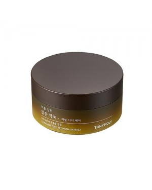 TONYMOLY - From Ganghwa Pure Artemisia Patch oculaire réel - 60pcs