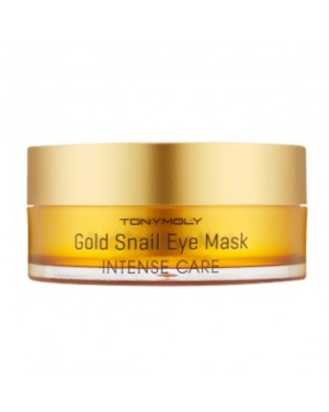 TONYMOLY - Intense Care Gold Snail Eye Mask - 30pairs