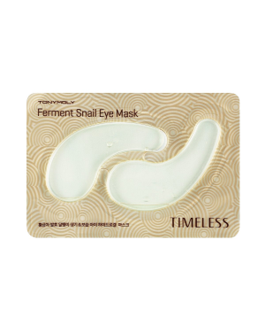 TONYMOLY - Timeless Ferment Snail Eye Mask