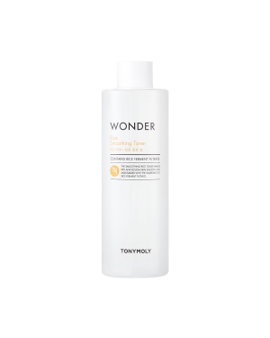 TONYMOLY - Wonder Rice Smoothing Toner - 500ml