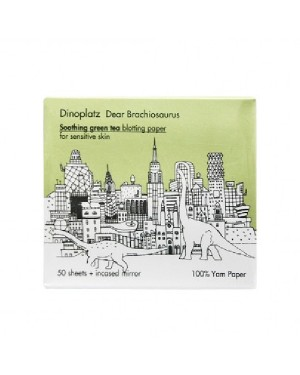 Too Cool For School - Dinoplatz Cher. Brachiosaurus # Thé vert - 1 paquet (50pcs)