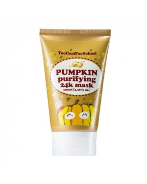 too cool for school - Pumpkin Purifying 24K Mask - 100ml