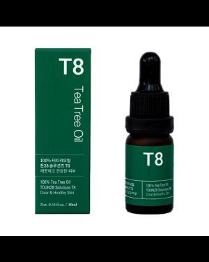 TOUN28 - Solutions T8 100% huile d'arbre à thé - Peau claire et saine - 10ml