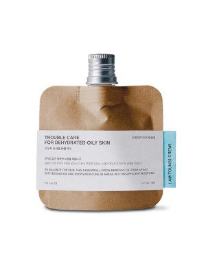TOUN28 - Trouble Care for Dehydrated Oily Skin - 40ml