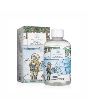 TREEANNSEA - Eskimo Mella Tonifiant apaisant fertile - 200ml