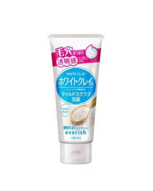Utena - Everish Scrub Wash White Clay